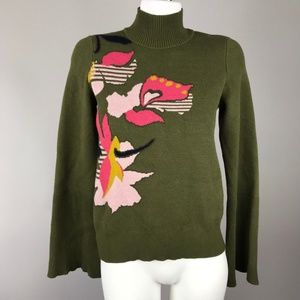 Anthropologie Knitted & Knotted Lileas Sweater
